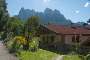 Urlaub auf dem Bauernhof Puntschiedhof in Seis am Fuße der Seiser Alm