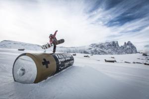 Snowpark King Laurin für Freestyler und Snowboarder